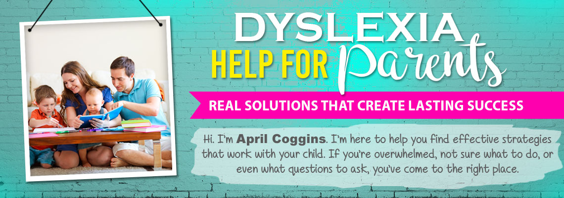 dyslexia help for parents in USA